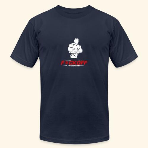 gymjunckie2 - Men's  Jersey T-Shirt