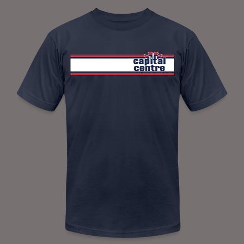 Capital Centre - Unisex Jersey T-Shirt by Bella + Canvas