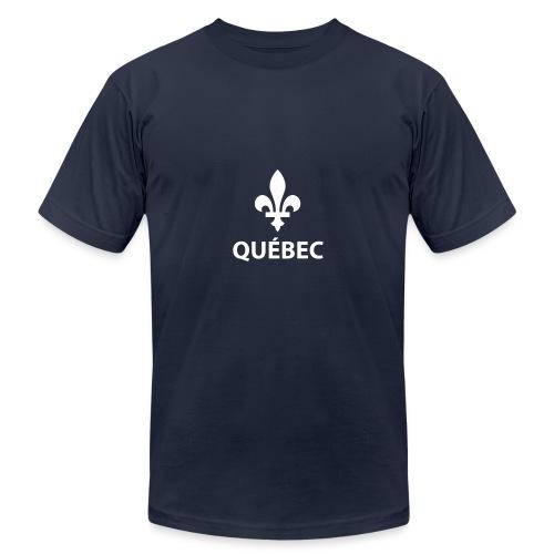 Québec - T-shirt unisexe Bella + Canvas