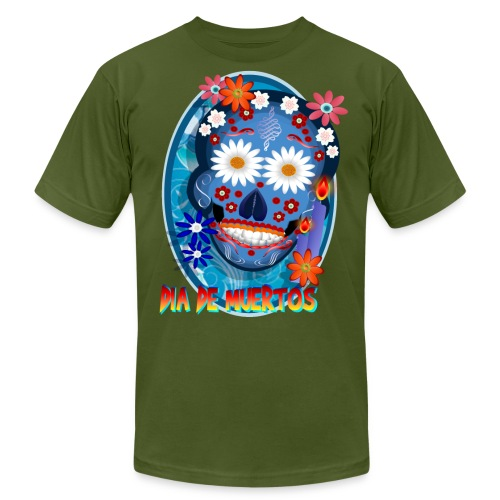 Day Of The Dead. October 31 and leave on November - Unisex Jersey T-Shirt by Bella + Canvas