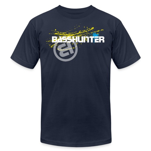 Basshunter 7 - Unisex Jersey T-Shirt by Bella + Canvas