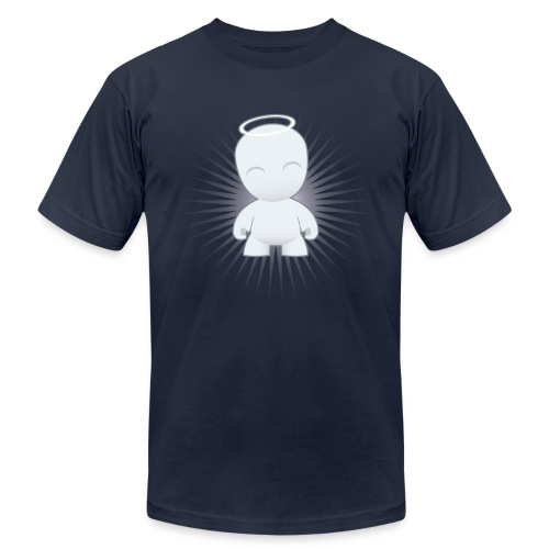 the Humanitarian Men's - Unisex Jersey T-Shirt by Bella + Canvas