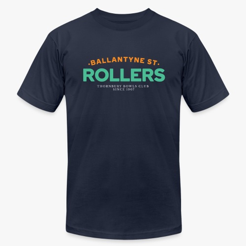 ballantyne - Unisex Jersey T-Shirt by Bella + Canvas