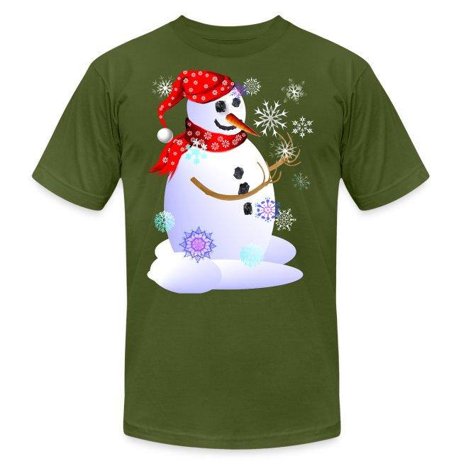 Christmas Snowman Catchin