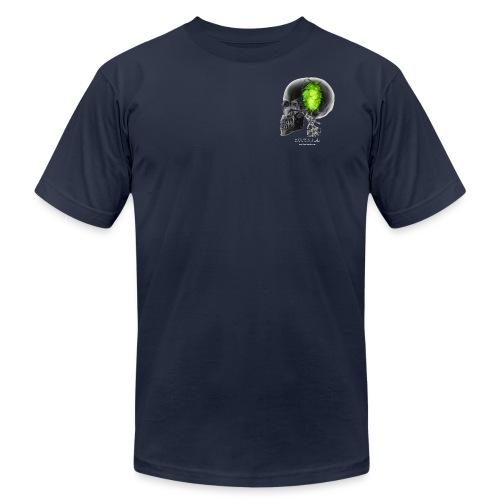 HOPSKULL T-Shirt (Double Sided) - Men's Jersey T-Shirt