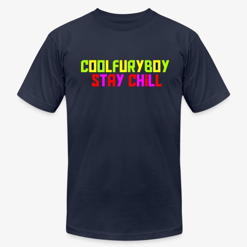 CoolFuryBoy - Unisex Jersey T-Shirt by Bella + Canvas
