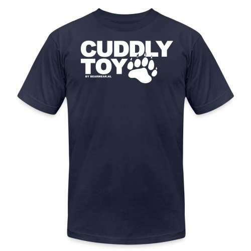 cuddly toy new - Unisex Jersey T-Shirt by Bella + Canvas