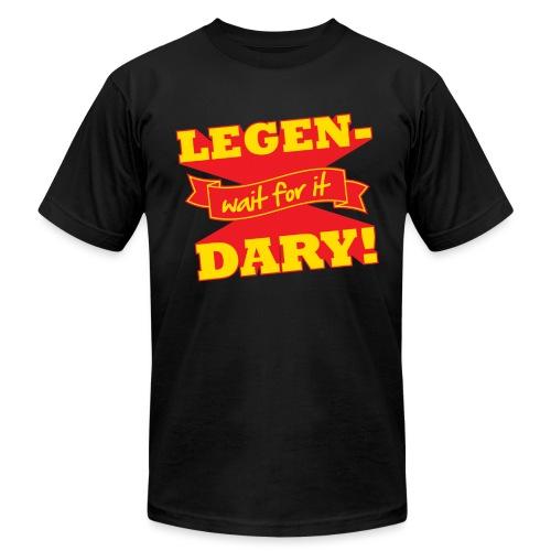 Legen-Dary - Unisex Jersey T-Shirt by Bella + Canvas