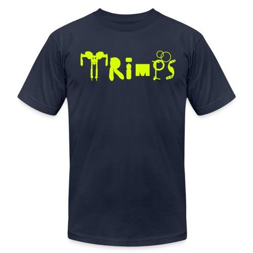 TRIMES Small - Men's Jersey T-Shirt