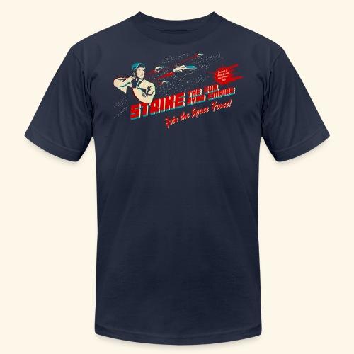 Join the Space Force (darkshirt) - Men's Jersey T-Shirt