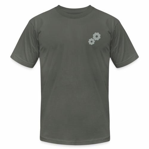 Gears - Unisex Jersey T-Shirt by Bella + Canvas