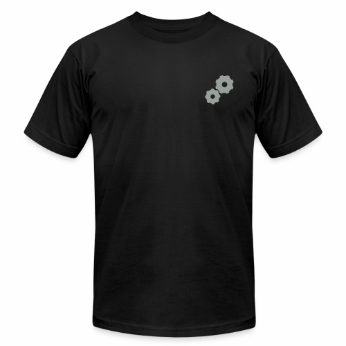 Gears - Unisex Jersey T-Shirt by Bella + Canvas