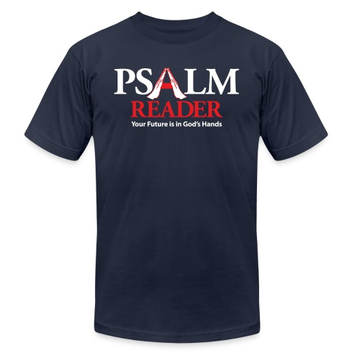 Psalm Reader - Men's Jersey T-Shirt
