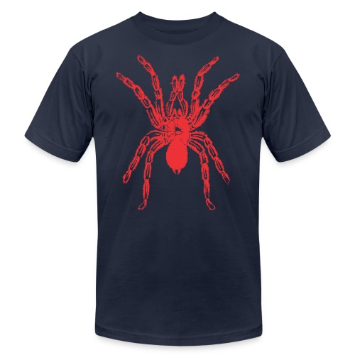 Spider - Unisex Jersey T-Shirt by Bella + Canvas