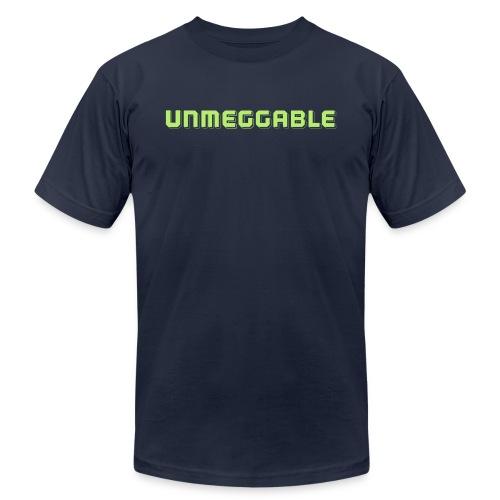 Unmeggable Women's Tee - Unisex Jersey T-Shirt by Bella + Canvas