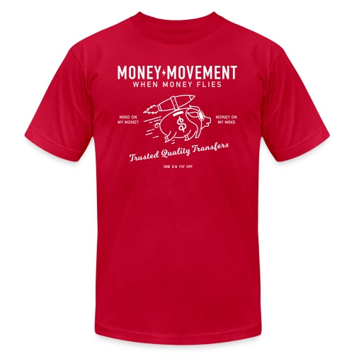 quality fund transfers - Men's Jersey T-Shirt