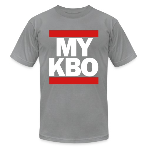 MyKBO - Unisex Jersey T-Shirt by Bella + Canvas