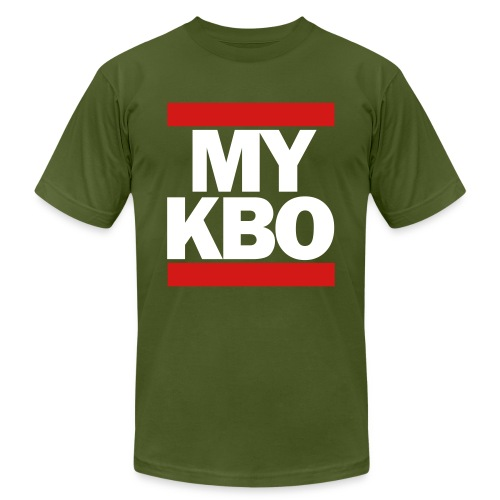 MyKBO - Unisex Jersey T-Shirt by Bella + Canvas