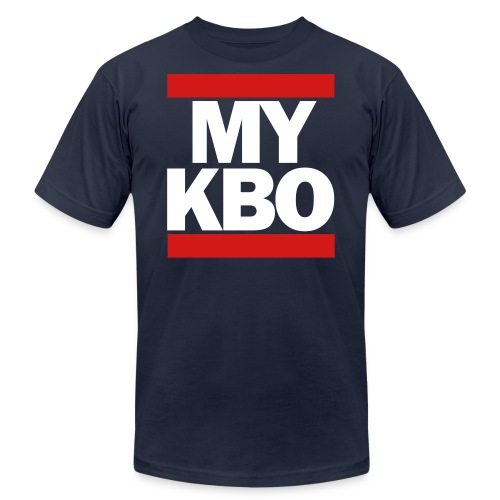MyKBO - Men's Jersey T-Shirt
