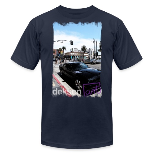Los Angeles Part 3 - Unisex Jersey T-Shirt by Bella + Canvas
