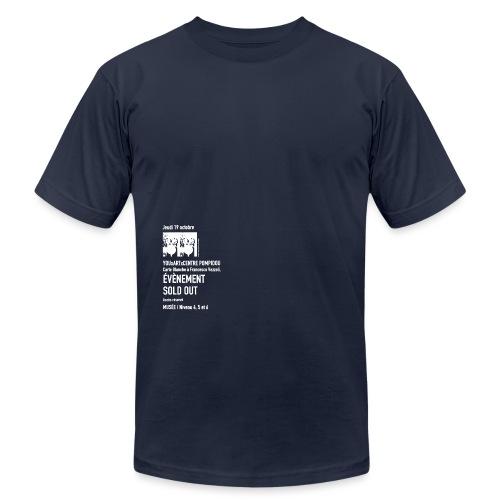 7 - Unisex Jersey T-Shirt by Bella + Canvas
