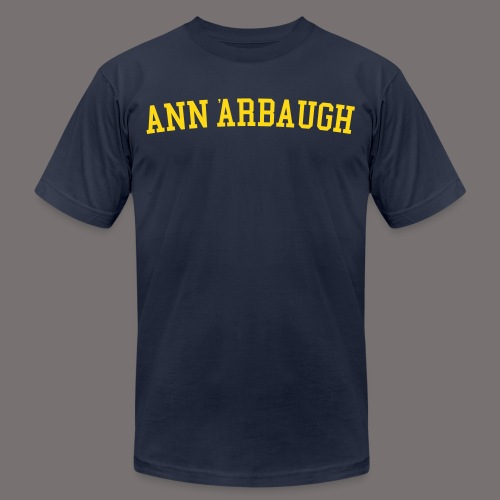Welcome to Ann Arbaugh - Unisex Jersey T-Shirt by Bella + Canvas