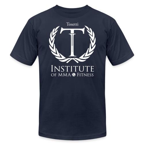 laurel tinstitute black sml NEW - Unisex Jersey T-Shirt by Bella + Canvas