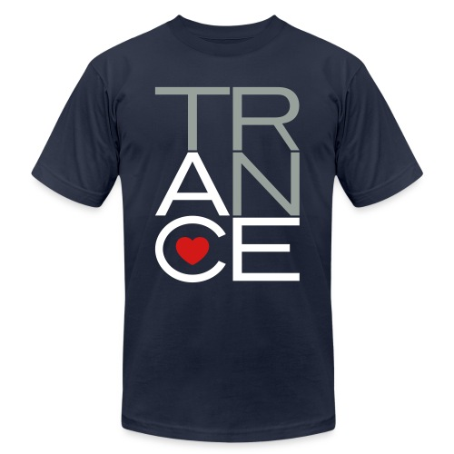 Trance Ace - Unisex Jersey T-Shirt by Bella + Canvas