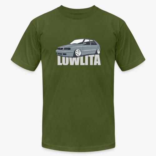 felicia lowlita - Men's Jersey T-Shirt