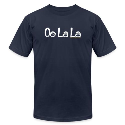 Oo La La - Unisex Jersey T-Shirt by Bella + Canvas