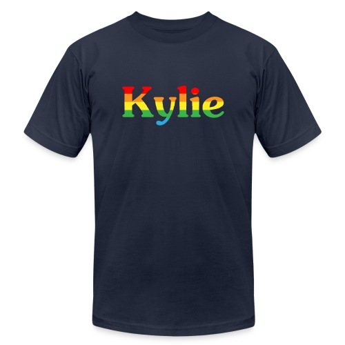 Kylie Minogue - Unisex Jersey T-Shirt by Bella + Canvas