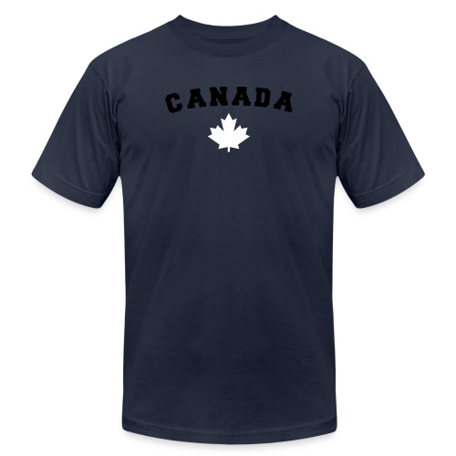 Canada Arch - Unisex Jersey T-Shirt by Bella + Canvas