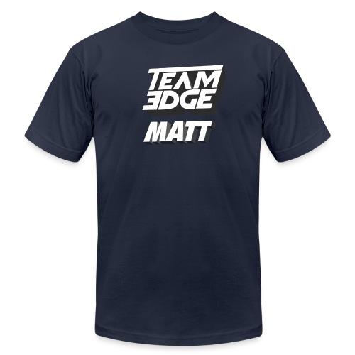 Matt Shirt png - Unisex Jersey T-Shirt by Bella + Canvas