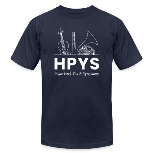 HPYS - Unisex Jersey T-Shirt by Bella + Canvas