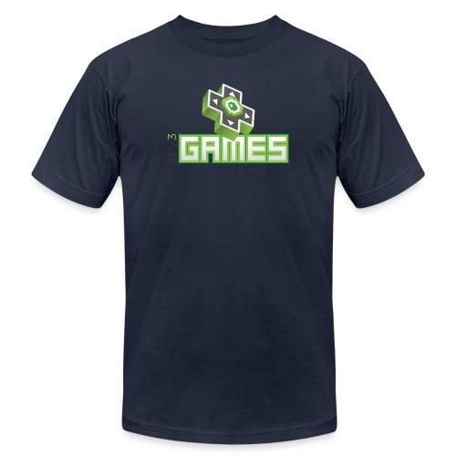 rev3gamesstacked - Unisex Jersey T-Shirt by Bella + Canvas