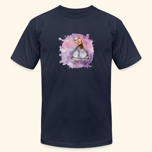 Nebula - Unisex Jersey T-Shirt by Bella + Canvas