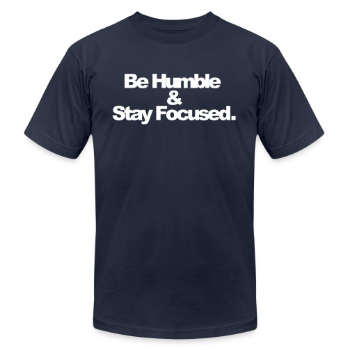 behumblepng - Men's Jersey T-Shirt