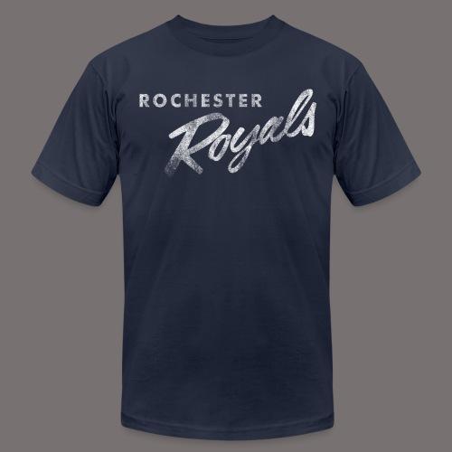 Rochester Royals - Unisex Jersey T-Shirt by Bella + Canvas