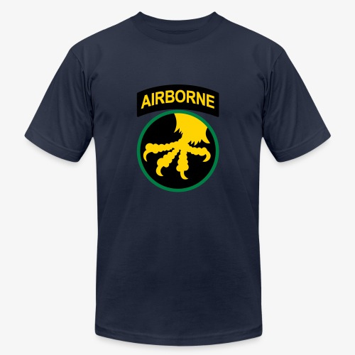 17th Airborne division - Unisex Jersey T-Shirt by Bella + Canvas