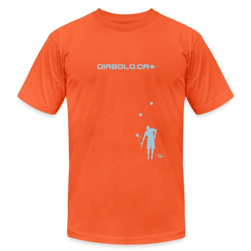 441 diabolo - Unisex Jersey T-Shirt by Bella + Canvas