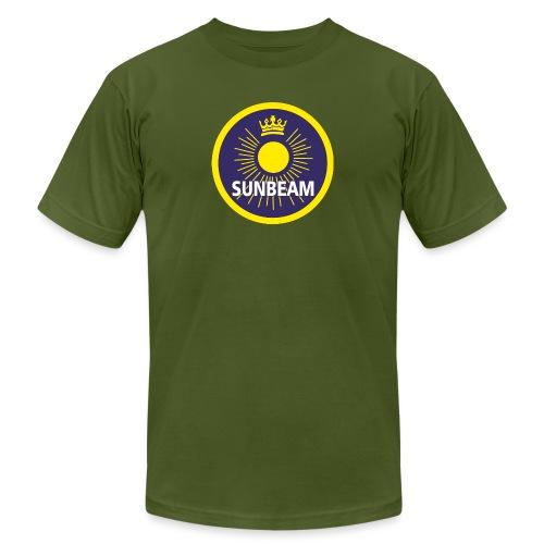 Sunbeam emblem - AUTONAUT.com - Unisex Jersey T-Shirt by Bella + Canvas