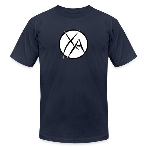 XA Logo 1 - Unisex Jersey T-Shirt by Bella + Canvas