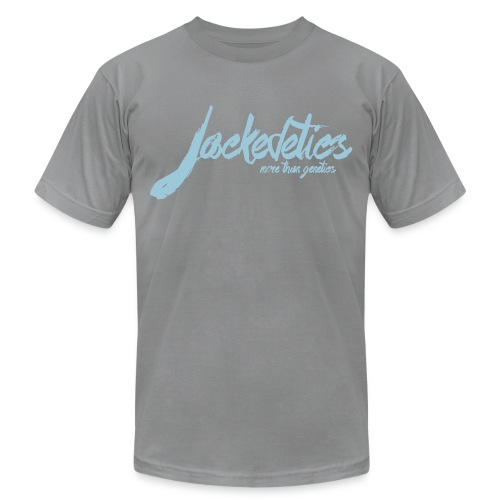 Jackedetics Tag - Unisex Jersey T-Shirt by Bella + Canvas