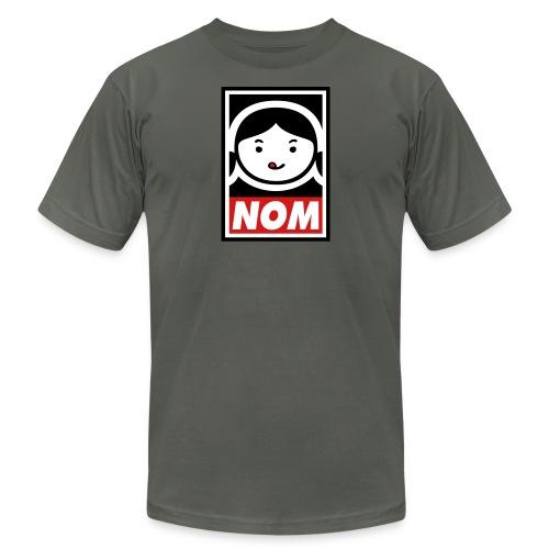 NOM - Unisex Jersey T-Shirt by Bella + Canvas