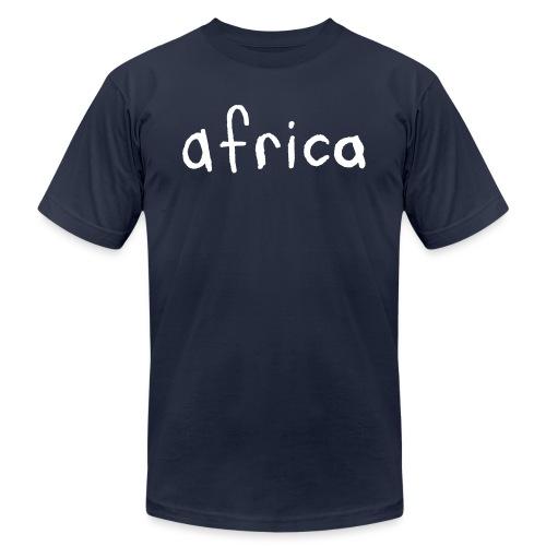 07 africa - Unisex Jersey T-Shirt by Bella + Canvas
