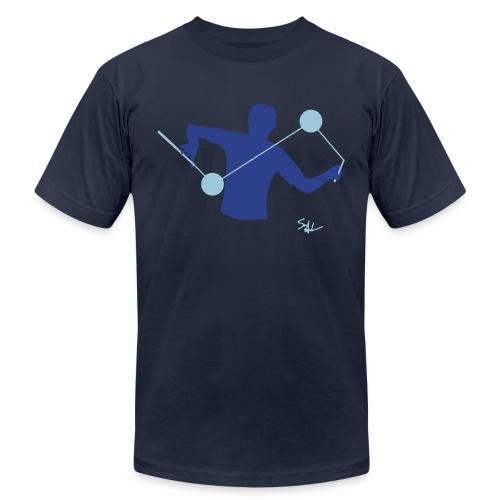 2d antisuicide diabolo - Unisex Jersey T-Shirt by Bella + Canvas