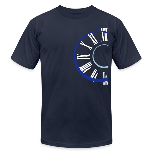 clockout4 color - Unisex Jersey T-Shirt by Bella + Canvas