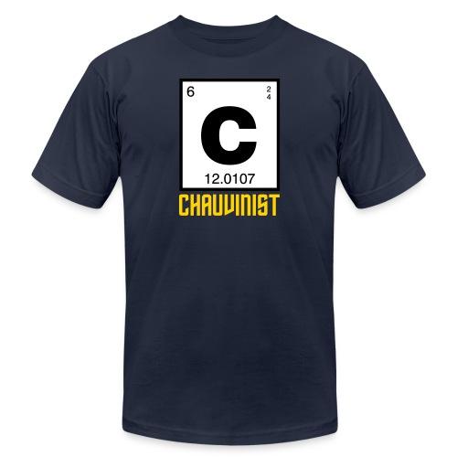 Carbon Chauvinist Element - Men's Jersey T-Shirt