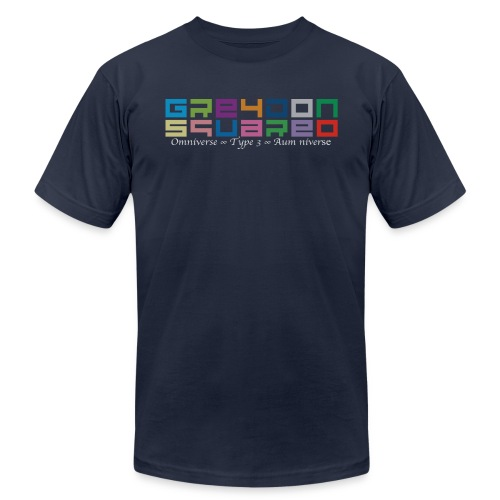 Greydon Square Colorful Tshirt Type 3 - Unisex Jersey T-Shirt by Bella + Canvas