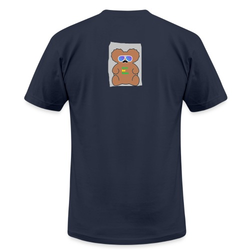 Aussie Dad Gaming Koala - Unisex Jersey T-Shirt by Bella + Canvas